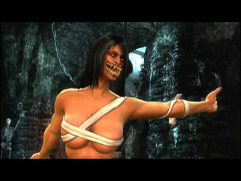 Mortal Kombat (2011) Arcade Ladder: Mileena Playthrough 2/2