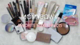 getlinkyoutube.com-Momybowy : Favorite makeup 2015 ของดีของเด็ดตลอดปี2015