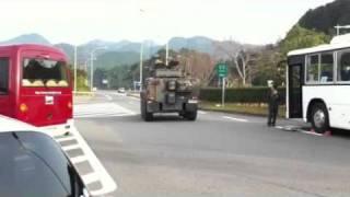 凄い物が長崎自動車道を走ってた