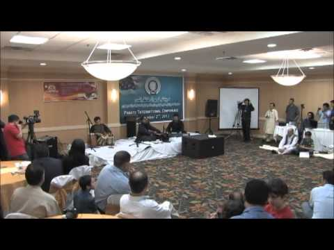 Tang Takoor by Sarfaraz - Pakhtoon American Community Association Sept. 2012