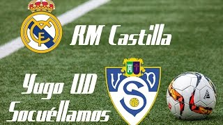 getlinkyoutube.com-RM Castilla vs. Yugo UD Socuéllamos | Resumen | Goles | Highlights |