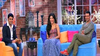Akshay Kumar And Shruti Hassan In Comedy Nights With Kapil 3rd May 2015