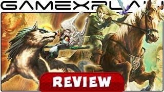 getlinkyoutube.com-The Legend of Zelda: Twilight Princess HD - Video Review (Wii U)
