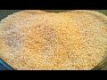 Como hacer PAN MOLIDO con pan sobrante - Complaciendo Paladares