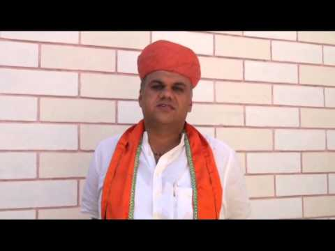 Devji M Patel MP Jalore Sirohi New Videos 2