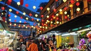 A Night In Petaling Street (2) 吉隆坡茨厂街夜景