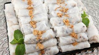 getlinkyoutube.com-Savory Rolled Cakes (Banh Cuon)