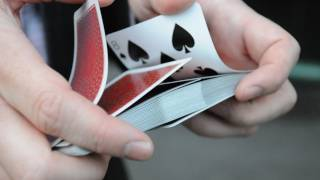 getlinkyoutube.com-In The Hands Riffle Card Shuffle Tutorial (with bridge ending)