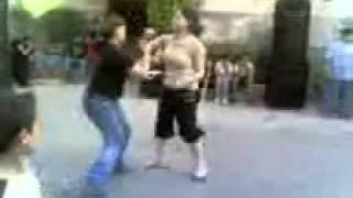 getlinkyoutube.com-رقص بنات فضايح شعبى وعلى السكين.flv