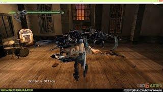 getlinkyoutube.com-Xenia Xbox 360 Emulator - Devil May Cry 3 Ingame!