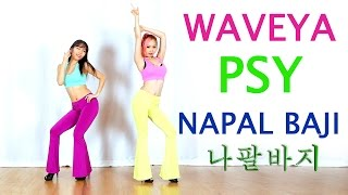 getlinkyoutube.com-PSY - 나팔바지(NAPAL BAJI) cover dance WAVEYA