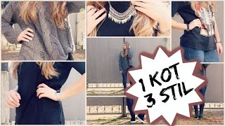getlinkyoutube.com-1 Kot ile 3+1 Kombin