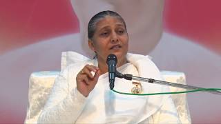 God and Drama - Sis. Usha(Gyan Sarovar) 28-12-2017
