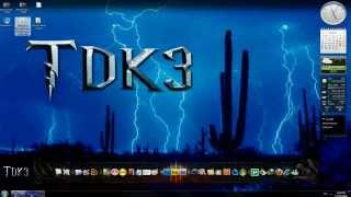 getlinkyoutube.com-How to Get, Install and Enable DreamScene In Windows 7 {Make Videos As Wallpaper - eXtreme Links!}