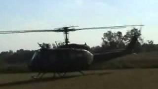 getlinkyoutube.com-Bell UH1D Huey Departure