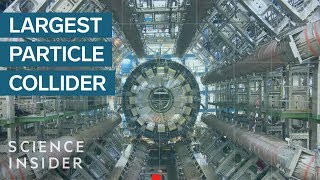 The Large Hadron Collider explained