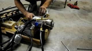getlinkyoutube.com-Mini Jet engine.