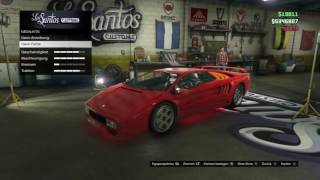 GTA 5 online Infernus Classic