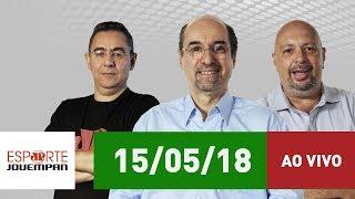 Esporte em Discussão  - 15/05/18