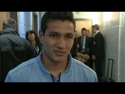 LOPES DEBUT GOAL! City 3-0 Watford - Marcos Lopes reaction