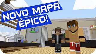 getlinkyoutube.com-Minecraft: Hide N Seek - Novo Mapa Épico!