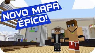Minecraft: Hide N Seek - Novo Mapa Épico!