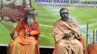 getlinkyoutube.com-വൈദിക ശാന്തി മന്ത്രങ്ങൾ  - അനുഗ്രഹ പ്രഭാഷണം