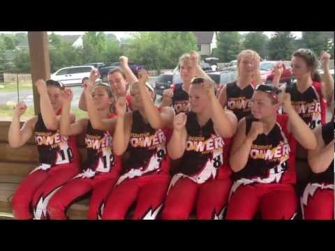 Harvard Baseball Call Me Maybe Remixed by Pittsburgh Power Softball