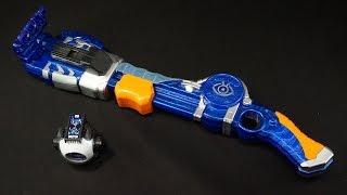 getlinkyoutube.com-仮面ライダーゴースト グーパー拳銃 DXガンガンハンド Kamen Rider Ghost Gupa handgun DX Gangun Hand