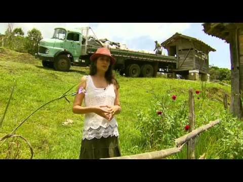 Matutu. em Aiuruoca. é destaque no Programa Mundo Melhor da EPTV