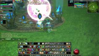 getlinkyoutube.com-Rappelz: R7 Overlord soloing the TP Quest bosses