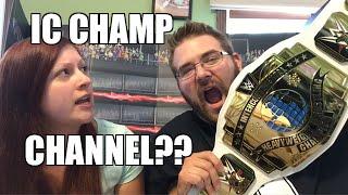 getlinkyoutube.com-FREE IC WWE REPLICA BELT FAN MAIL! Heel Wife RAGES over HATE LETTERS!