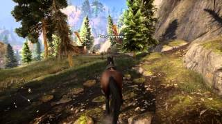 getlinkyoutube.com-Dragon Age™: Inquisition - Horse Simulator