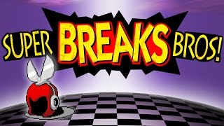 getlinkyoutube.com-Super BREAKS Bros! - Smash Bros. MegaMix Remix by Dj CUTMAN - GameChops