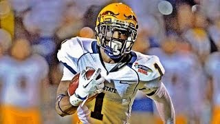 """getlinkyoutube.com-Dri Archer Kent State Highlights ᴴᴰ """"Can't Be Touched"""""""