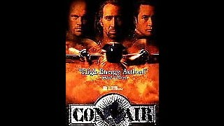Opening To Con Air 1998 VHS