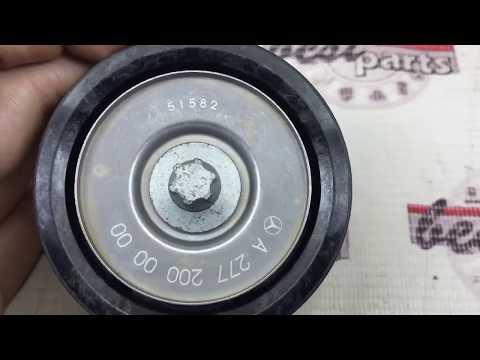 A2772000000 Ролик обводной приводного ремня (генератора) Mercedes S C217 W463