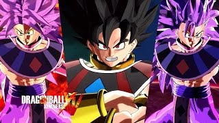 getlinkyoutube.com-GOD OF DESTRUCTION TRANSFORMATION | Dragon Ball Xenoverse