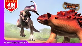 getlinkyoutube.com-Dinosaurs Battle s1 GB5