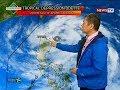 Low pressure area, lumakas at isa nang bagyo na pinangalanang Odette