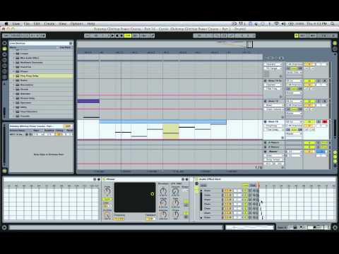Ableton Dubstep Power Course Part 17 -  Fazer