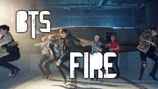 BTS Fire Backwards AKA Bathroom
