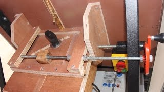 getlinkyoutube.com-Table Saw Extension Wing And Router Lift