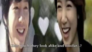 getlinkyoutube.com-(FMV) Jang Keun Suk & Park Shin hye - It's first love