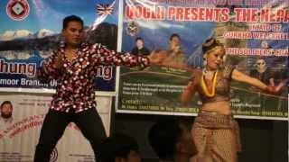 Gita Rai & Shankar BC, Nepali Look Dance