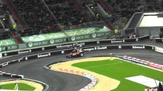 getlinkyoutube.com-Race of Champions ROC 2011 - Nation's Cup: V. Petrov and J. Button
