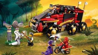 getlinkyoutube.com-Lego Ninjago Set Review #70750 - Ninja DBX