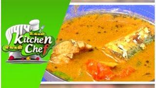 getlinkyoutube.com-Thiruvananthapuram Fish Curry - Ungal Kitchen Engal Chef (16/02/2015)