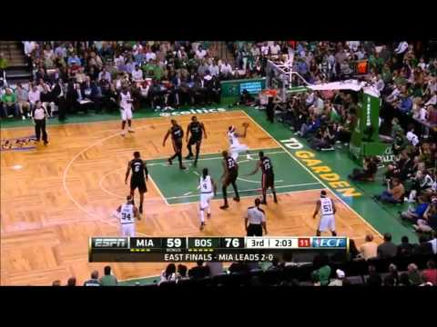 Rajon Rondo  2012 NBA Playoffs mix highlights - the new all star of Boston Celtics ||HD|| 1080p
