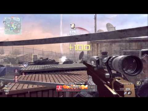 FaZe Joss: MW3 Montage #1